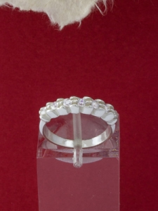 Сребърен пръстен - R351