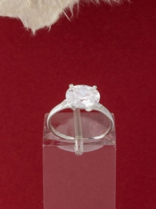 Сребърен пръстен - R354