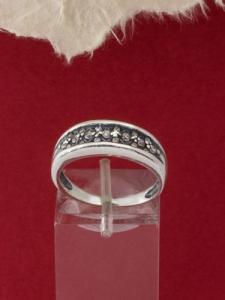 Сребърен пръстен - R355