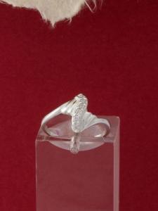 Сребърен пръстен - R357