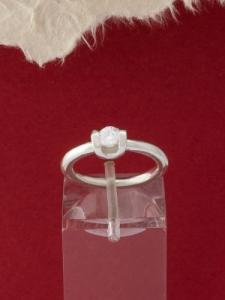 Сребърен пръстен - R358