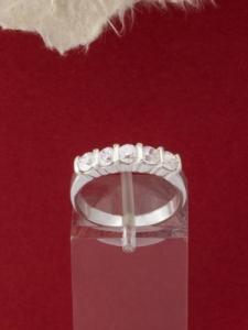 Сребърен пръстен - R364