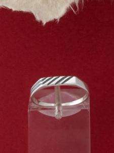 Сребърен пръстен - R368