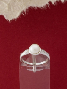 Сребърен пръстен - R371