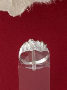 Сребърен пръстен - R376