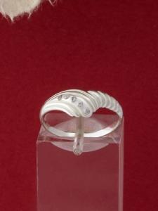 Сребърен пръстен - R372
