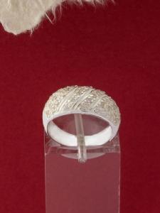 Сребърен пръстен - R373