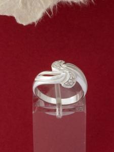Сребърен пръстен - R374