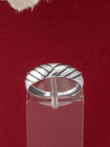 Сребърен пръстен - R378