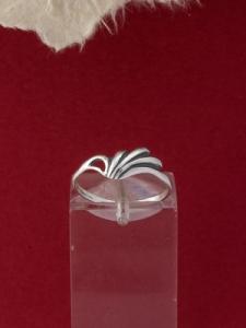 Сребърен пръстен - R379