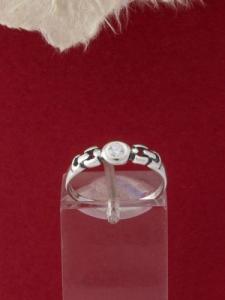 Сребърен пръстен - R380