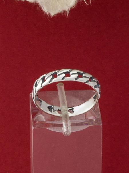 Сребърен пръстен - R382