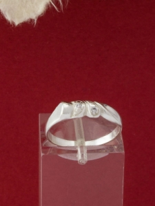 Сребърен пръстен - R383