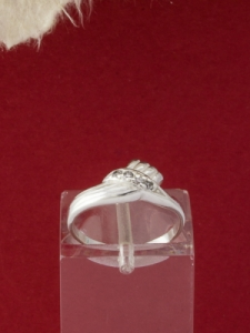 Сребърен пръстен - R384