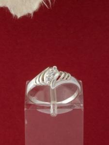 Сребърен пръстен - R386