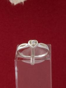 Сребърен пръстен - R389