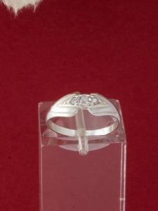 Сребърен пръстен - R390
