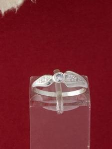 Сребърен пръстен - R392
