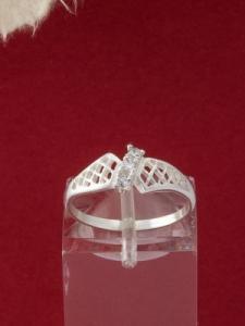 Сребърен пръстен - R393