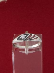 Сребърен пръстен - R394