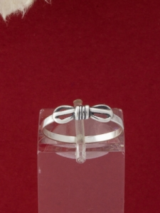 Сребърен пръстен - R395