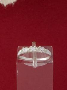 Сребърен пръстен - R400
