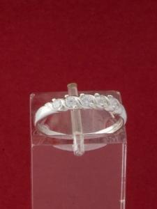 Сребърен пръстен - R401