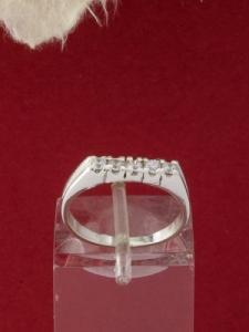 Сребърен пръстен - R403