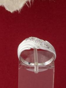 Сребърен пръстен - R406