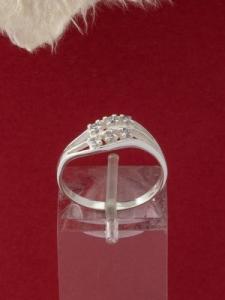 Сребърен пръстен - R411