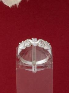 Сребърен пръстен - R413