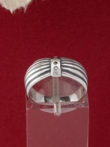 Сребърен пръстен - R418