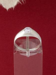 Сребърен пръстен - R420