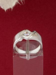 Сребърен пръстен - R422