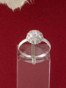 Сребърен пръстен - R423