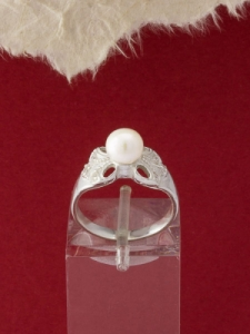 Сребърен пръстен - R424