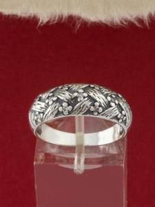 Сребърен пръстен - R426