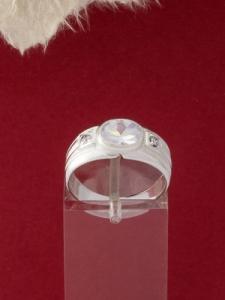 Сребърен пръстен - R429