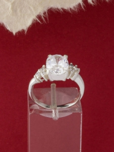 Сребърен пръстен - R431