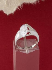 Сребърен пръстен - R433