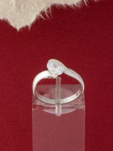 Сребърен пръстен - R435
