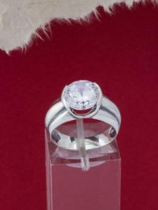 Сребърен пръстен - R439
