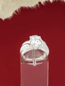 Сребърен пръстен - R440
