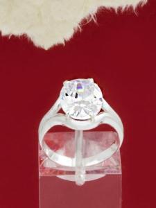 Сребърен пръстен - R441