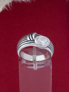 Сребърен пръстен - R443