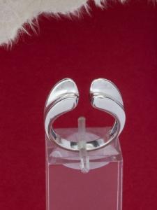 Сребърен пръстен - R451
