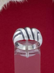 Сребърен пръстен - R455