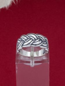 Сребърен пръстен - R457