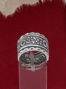 Сребърен пръстен - R459
