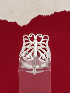 Сребърен пръстен - R460